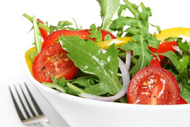 raw salad souces